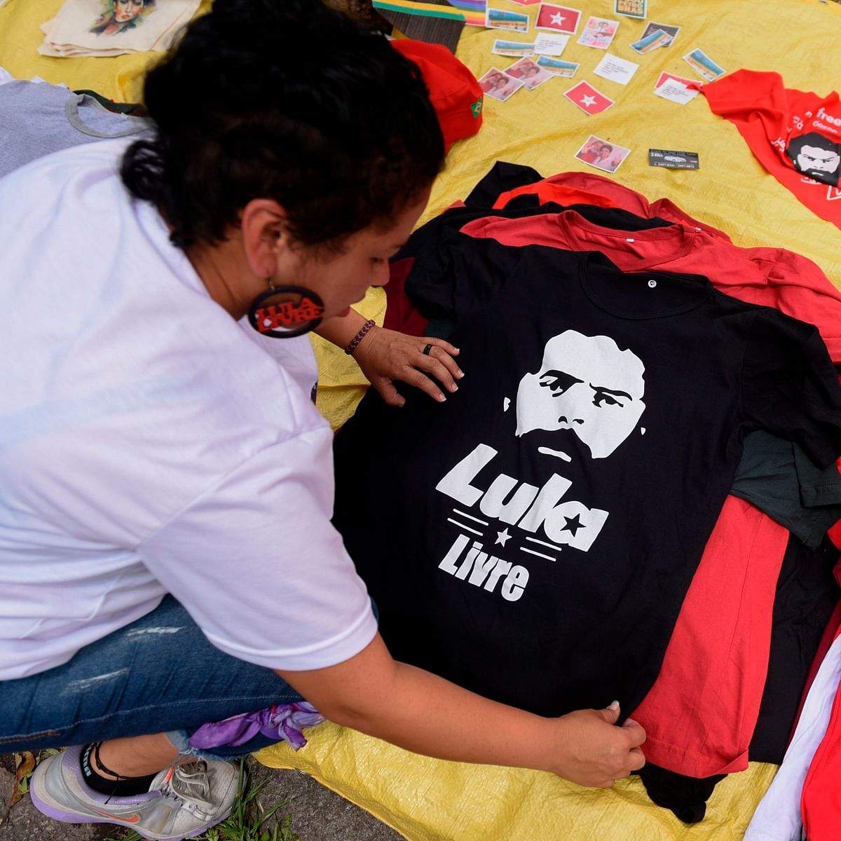 Brazil court ruling could free jailed ex-President Luiz Lula
