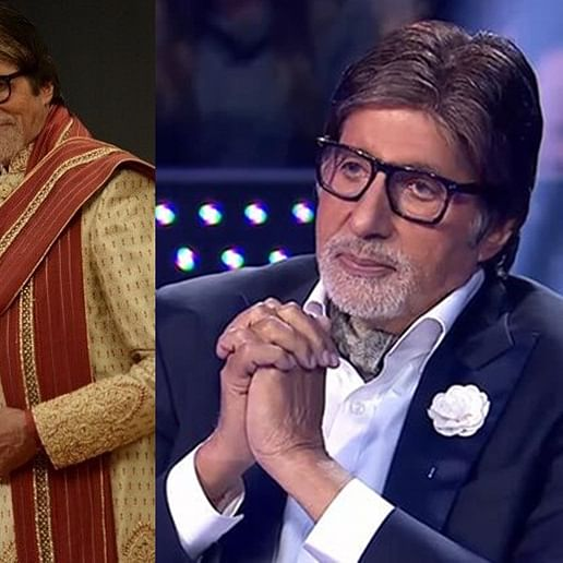 KBC 11: Amitabh Bachchan jokes about wife Jaya's height, says he may face 'belan' at home