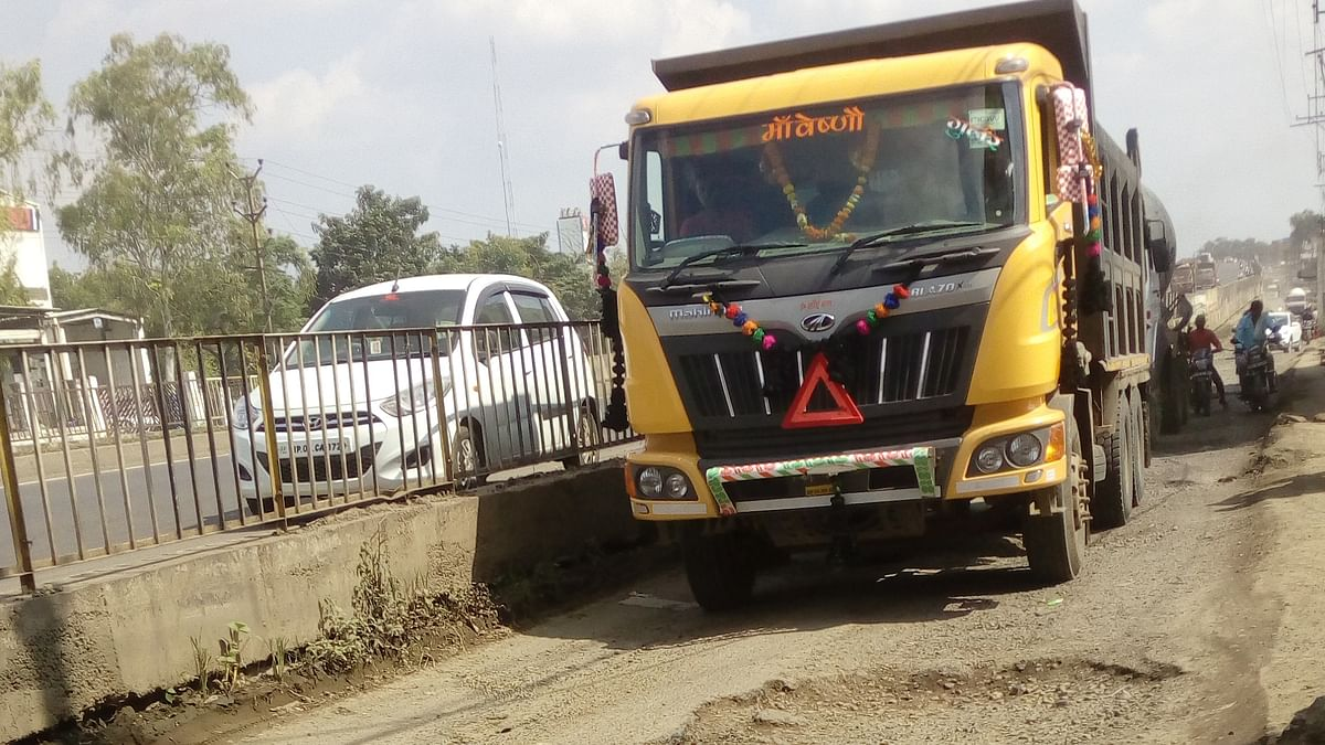 Mhow: Rs 17.5 cr allotted to repair Mhow-Neemuch highway