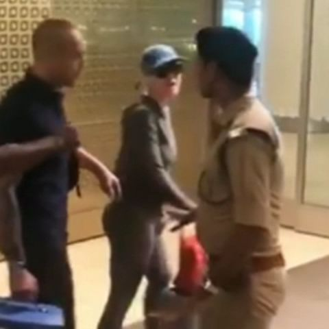 'Check her identity': Netizens furious with Katy Perry for disobeying security protocol at Mumbai Airport