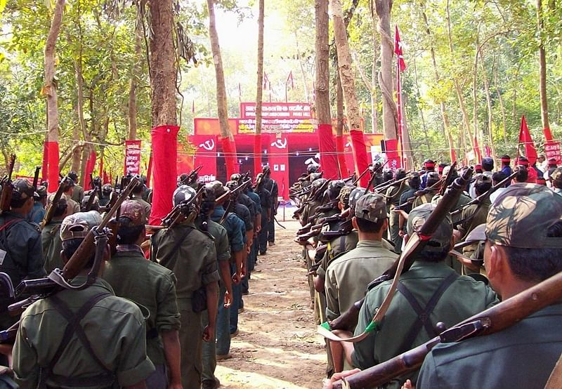 Islamic extremists fund Maoists: CPM