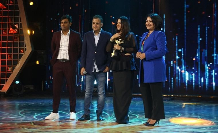 After changing TV serials, Ekta Kapoor now awarded 'OTT Disruptor of the Year'