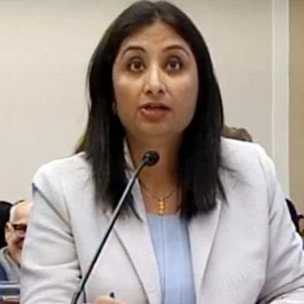 Sunanda Vashisht presents Kashmiri Pandit side at US Congressional hearing
