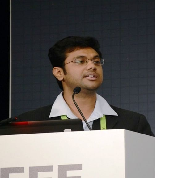 Indore: Coveted intern'l award for IIT Indore faculty