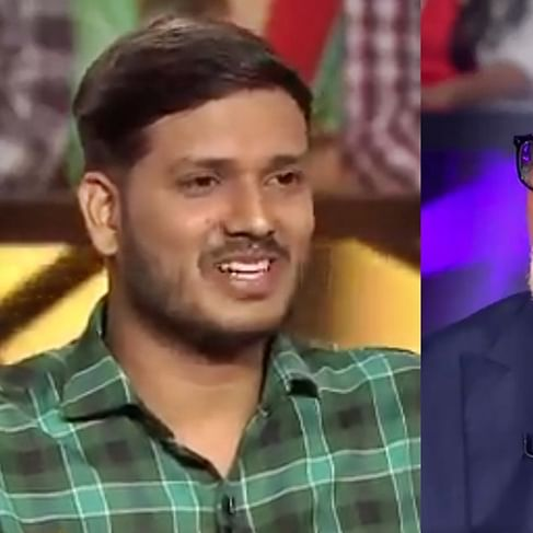 KBC 11: Simple 6.4 lakh question came with a hint that Jitender Singh failed to answer on Amitabh Bachchan's show