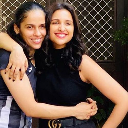 Reel Vs Real: Parineeti Chopra shares picture with Saina Nehwal, says '30 more days to be her, and live her'
