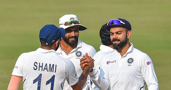 Bangladesh's debut Test head hails Indian pacers - Free Press Journal