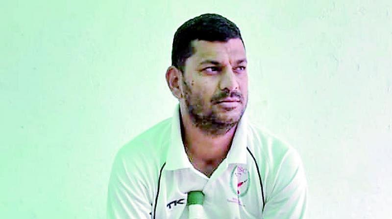 Hyderabad cricketer Virendra Naik dies during match