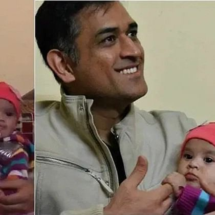 Children's Day special: 'Awe-dorable' video of MS Dhoni feeding a child on Annaprashana goes viral