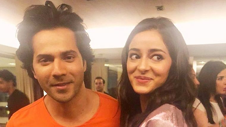 When Ananya Panday skipped lunch to meet her 'love' Varun Dhawan!