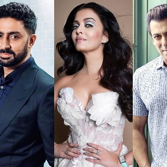 When Abhishek Bachchan stalked his future wife Aishwarya Rai and her lover Salman Khan