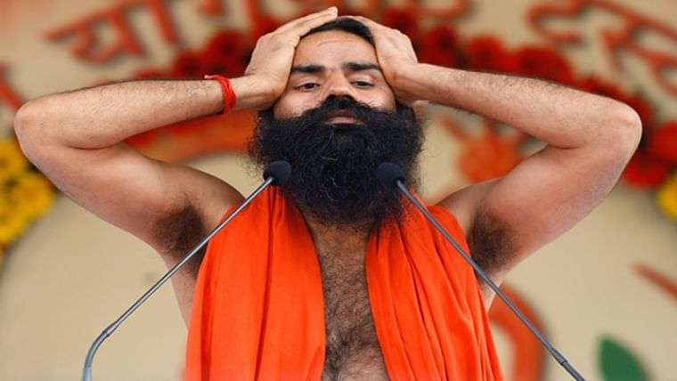Rationalists call out Baba Ramdev for claiming tulsi leaf could block radiations
