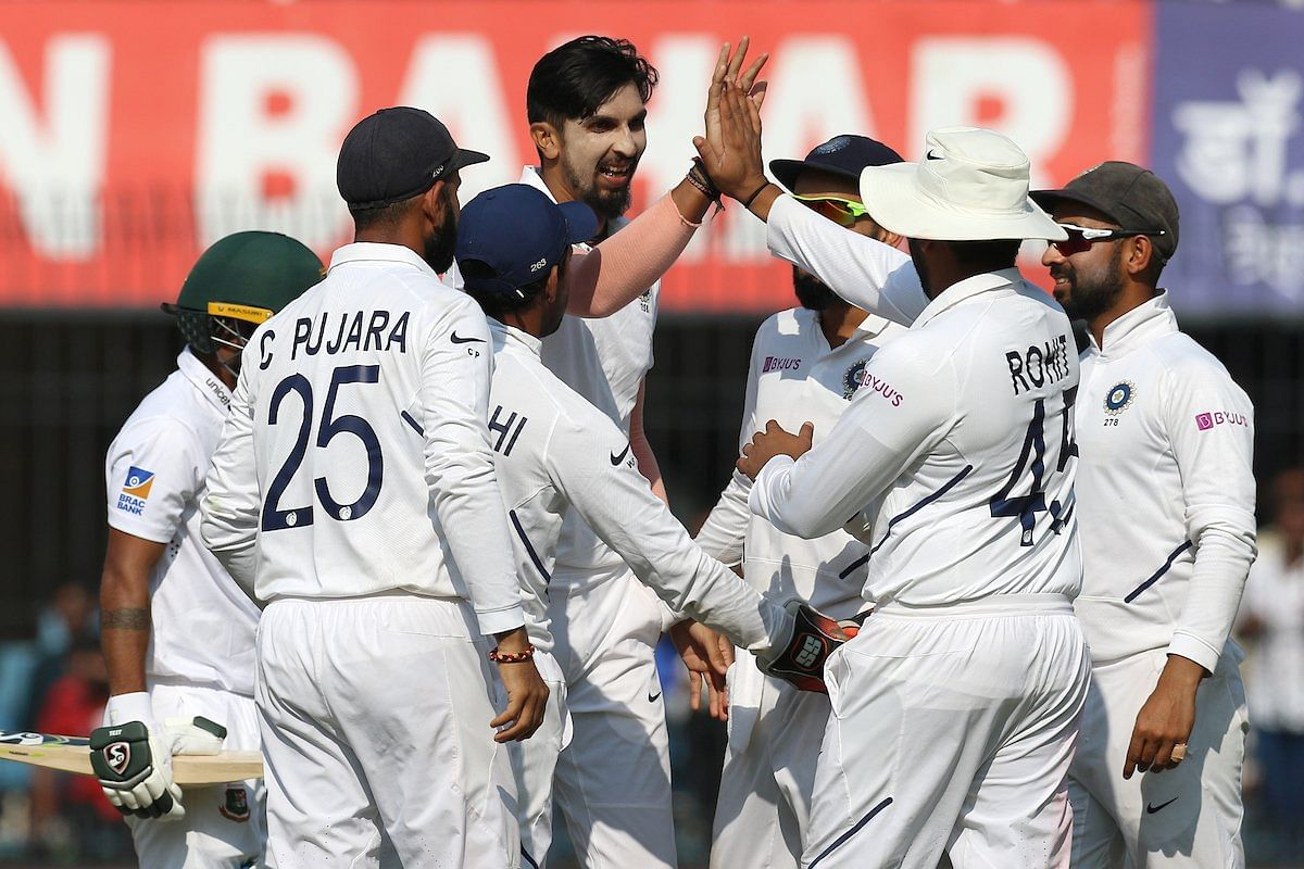 India vs Bangladesh 1st Test: Kohli's boys crush Tigers by an innings and 130 runs