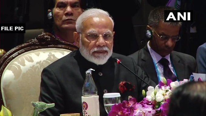 Modi says didn't join RCEP trade deal because 'my conscience didn't permit'