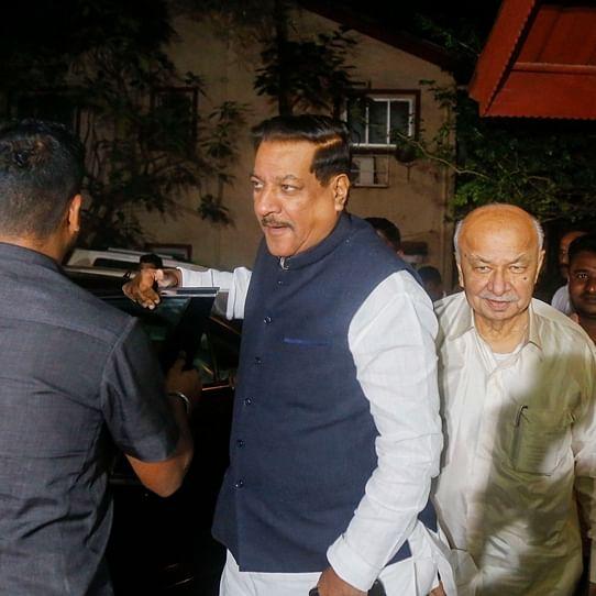 Congress blames BJP for political crisis