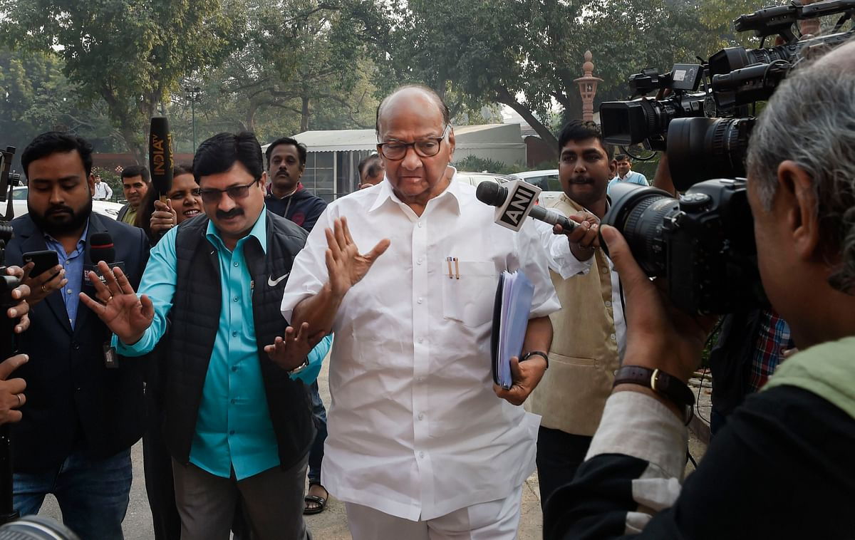 FPJ Edit: As inscrutable as Sharad Pawar