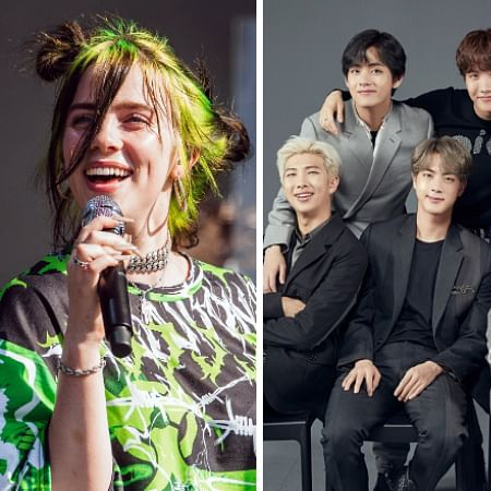 Variety names Billie Eilish 'Hitmaker of the Year'; K-Pop band BTS as 'Group Of The Year'