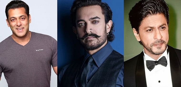 It's happening! Salman Khan, Shah Rukh Khan to join Aamir Khan in 'Laal Singh Chaddha'