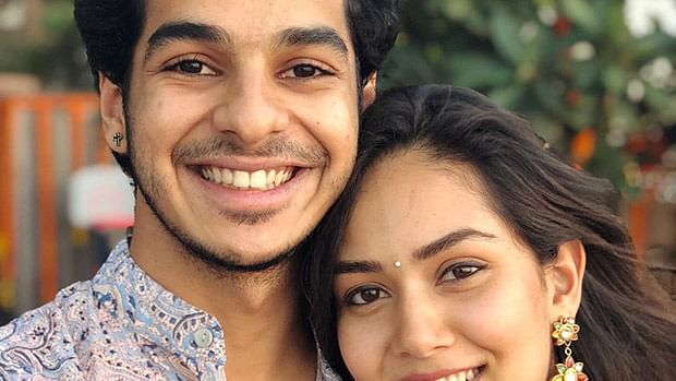 Mira Kapoor wishes her not so little brother-in-law Ishaan Khatter on his birthday