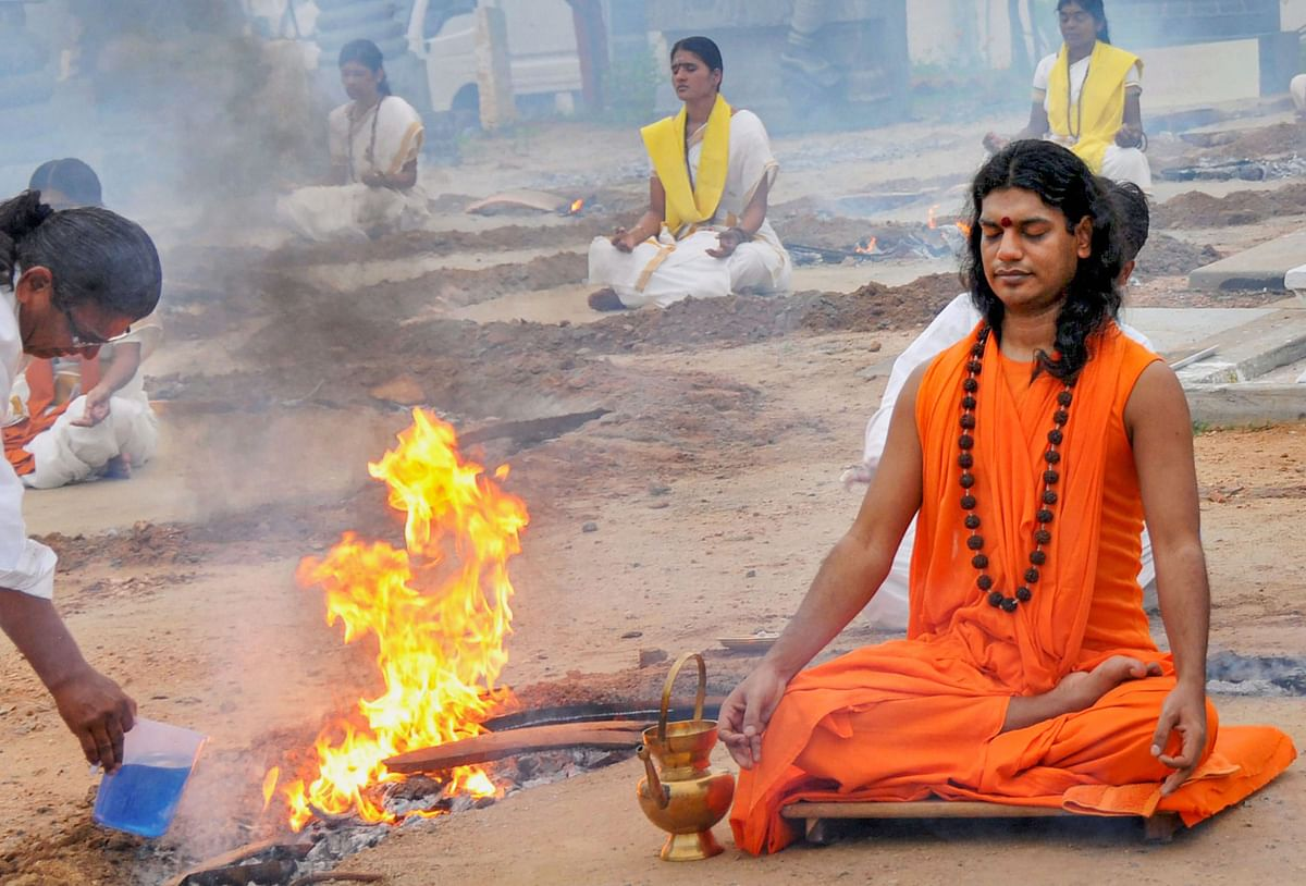 Godman Swami Nithyananda has fled the country: Gujarat police