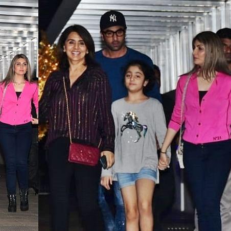 Why is Alia Bhatt missing from Ranbir Kapoor's family dinner?