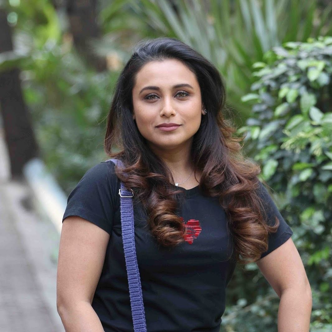 Rani Mukerji is a huge fan of Sunil Gavaskar