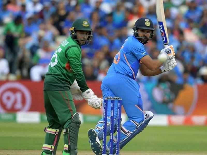 Ind vs Ban second T20I