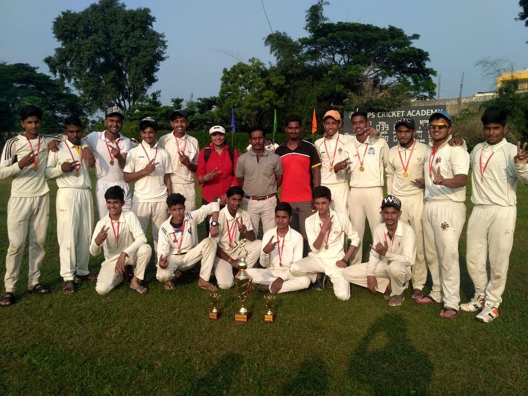 Bhopal: Devansh shines as Bhopal wins U17 SLIS Cricket Tourney