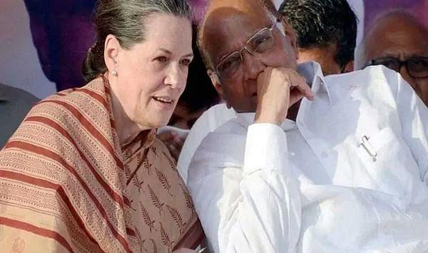 Congress, Sharad Pawar get into act
