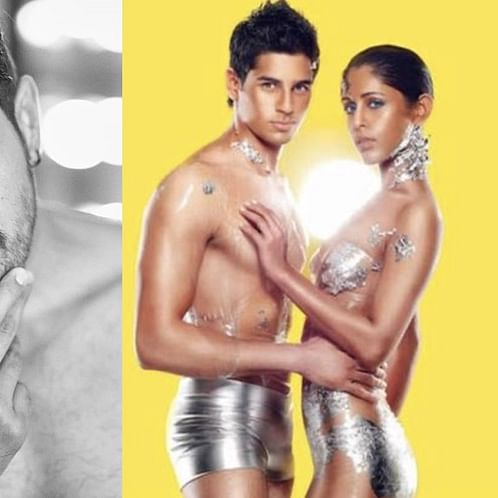 Sidharth Malhotra's 'struggling days' pic wearing skin-tight silver briefs will make you cringe