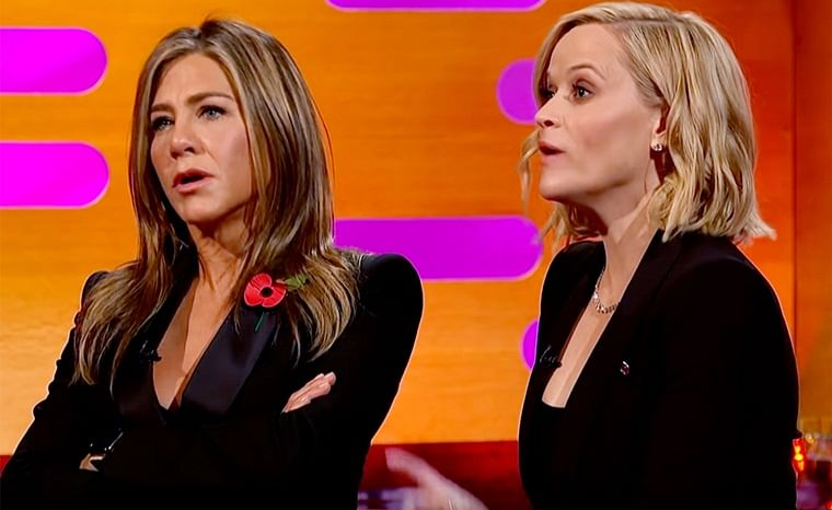 Jennifer Aniston and Reese Witherspoon take 'Friends' quiz and they obviously nailed it!