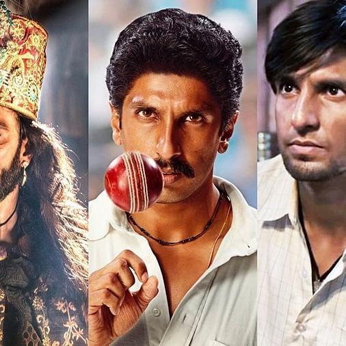 Khilji to Murad, Ranveer reveals how his character obsession makes Deepika go crazy at home