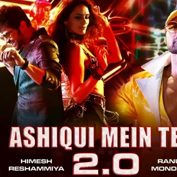 Watch video: Himesh Reshammiya, Ranu Mondal's 'Ashiqui mein teri 2.0' out