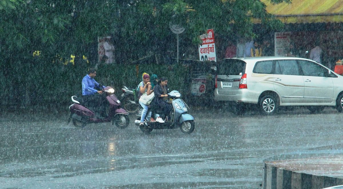 Indore: 'Maha' impact as rains lash city