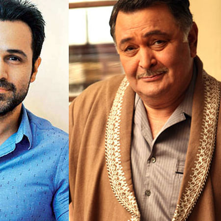 The Body: Emraan Hashmi perceived Rishi Kapoor as an angry person before working with him
