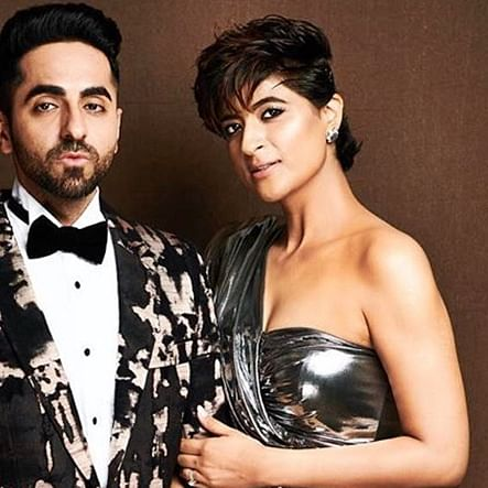 Tahira Kashyap admits she used to get insecure when Ayushmann made out with co-stars