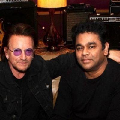 'Ahimsa' song: AR Rahman, U2 collaborate to create a powerful song