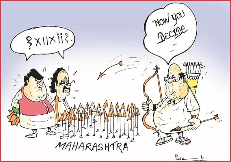 Insult of the mandate: Countdown begins for the formal split in saffron alliance