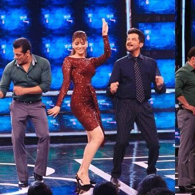 Bigg Boss 13: Salman Khan's joke on marriage left Urvashi Rautela in splits