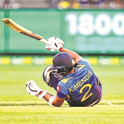 Sri Lanka falter as Australia complete whitewash