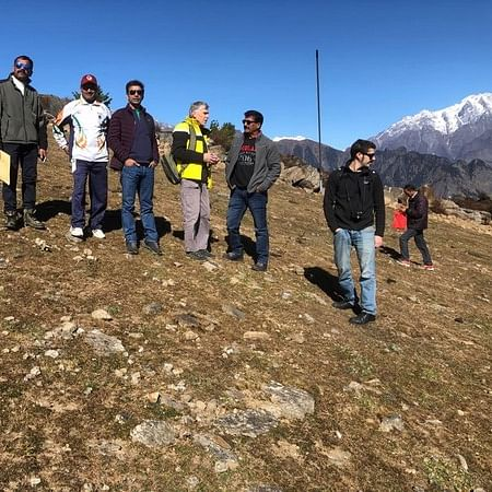 Auli slopes checked by International Federation of Skiing chief inspector