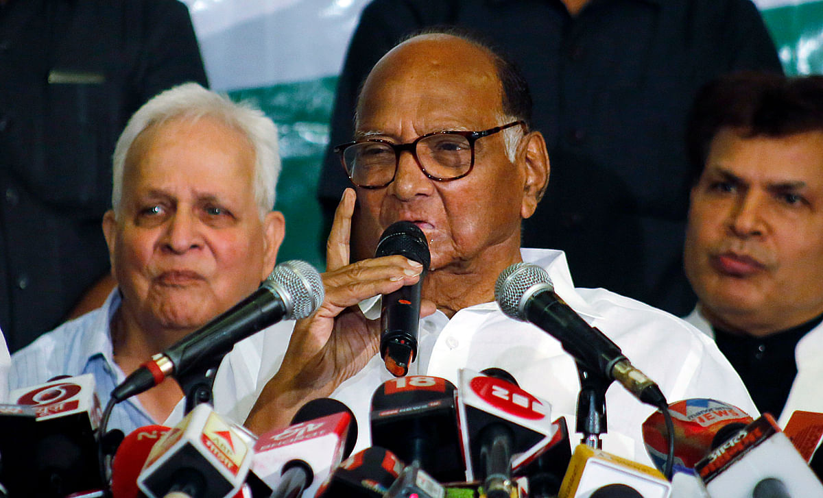 Man who slapped NCP chief Sharad Pawar arrested after 8 years