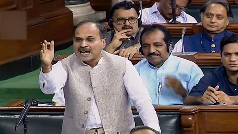 Parliament Winter Session Updates: Sonia, Rahul are not normal protectees, says Adhir Ranjan