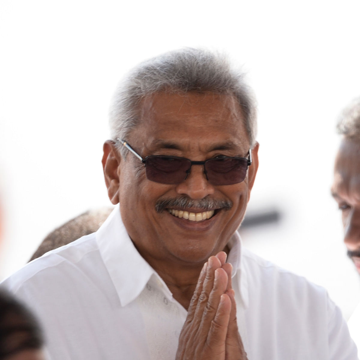 Sri Lankan President Gotabaya Rajapaksa appoints interim Cabinet, brothers take major portfolios