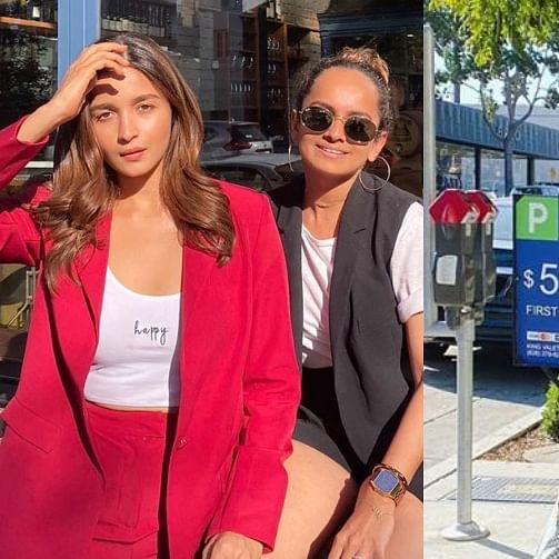 Alia Bhatt is a sunkissed beauty in this recent picture from her Los Angeles vacay