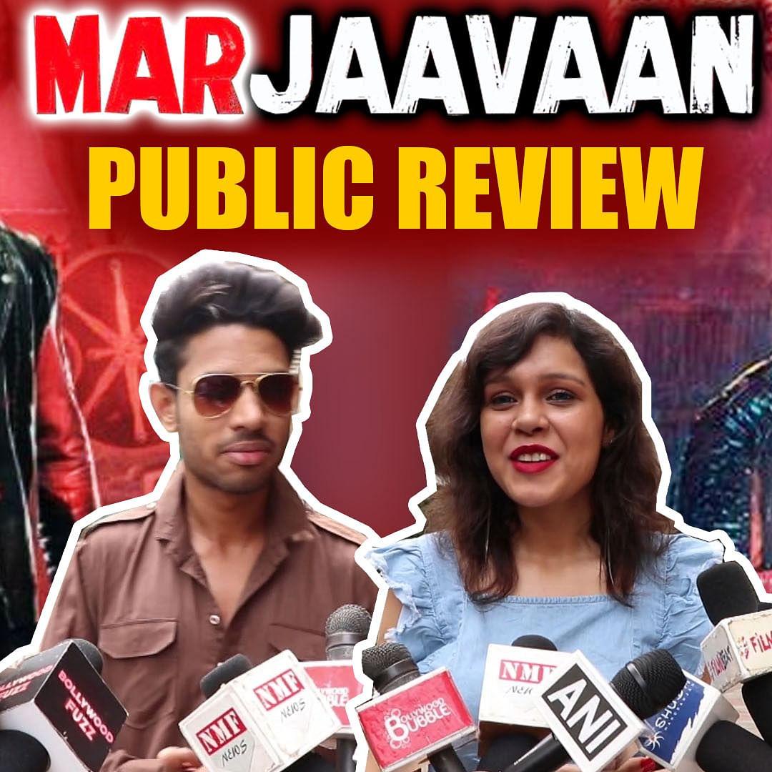 Marjaavaan public review : Sidharth Malhotra, Riteish, Tara Sutaria movie recieves mixed response