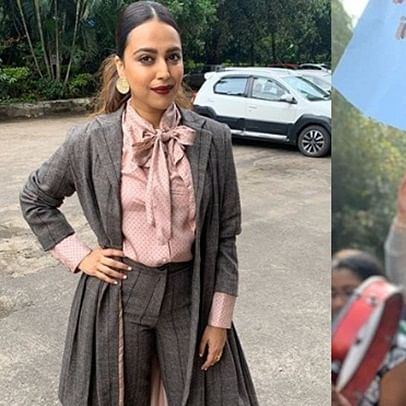 Swara Bhasker bats for JNU students, says '43% students will be unable to finish their degrees if the hike is implemented'