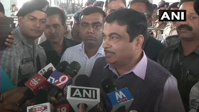 'BJP will get Shiv Sena support, we are in talks with them': Nitin Gadkari on Maharashtra govt formation