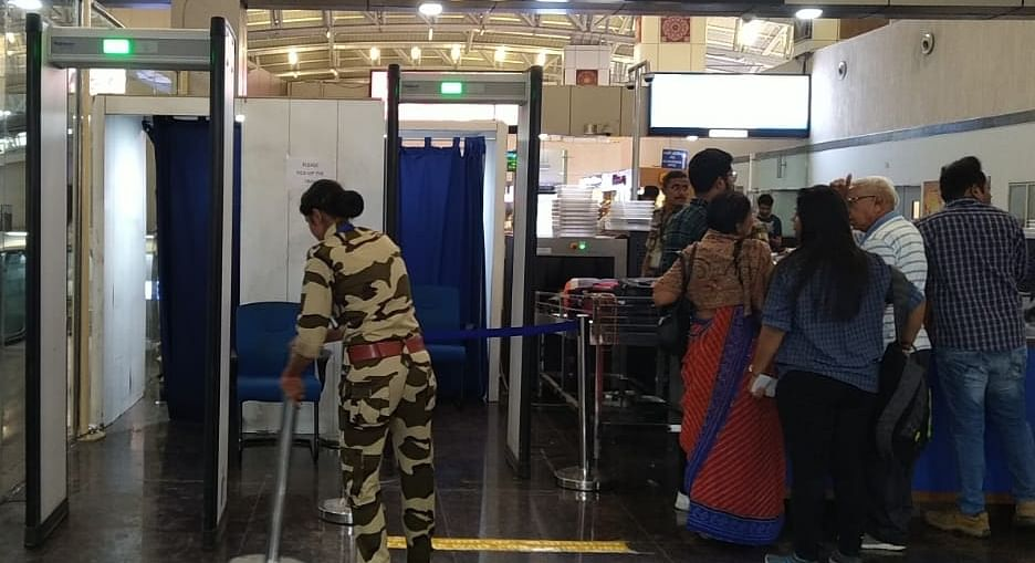 Indore: With additional machines, checking easier at airport