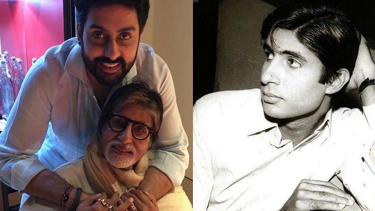 #50yrsofBachchan: Abhishek pens down heartfelt message for Big B as he hits half-century in Bollywood